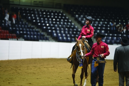 National Snaffle Bit Association - Equestrians With Disabilities