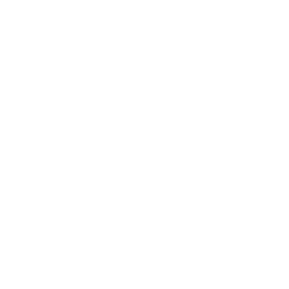 The stallion Allocate Your Assets logo in all white